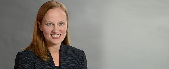 Rebekah Galyean, MBA, CPA/Senior Auditor